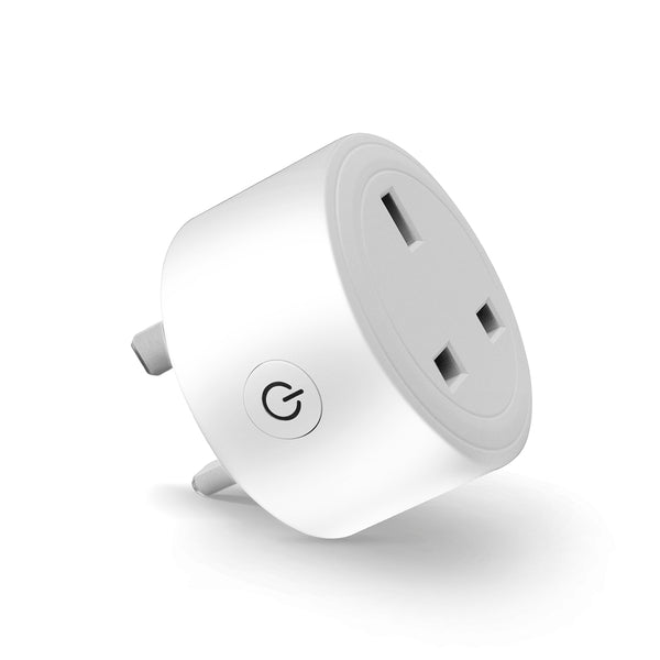 SP8601, WiFi Outlet Smart Plug Work with Alexa, Google Home IFTTT, 13A 2.99KW, 230V (UK Only)