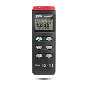 TC0301 Thermocouple Thermometer front