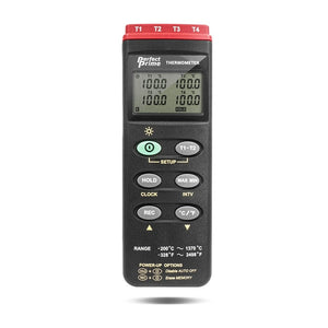 TC0309 Thermocouple Thermometer front