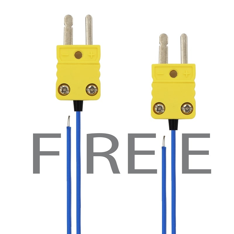 Free Probes Included