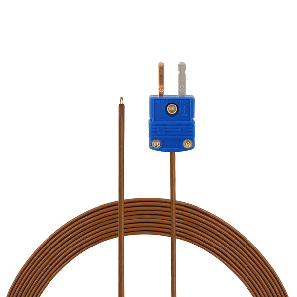 T-Type Low Temperature Sensor, Brown Cable, main