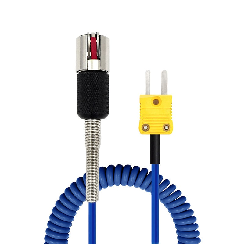 TL0202 Thermocouple probe front