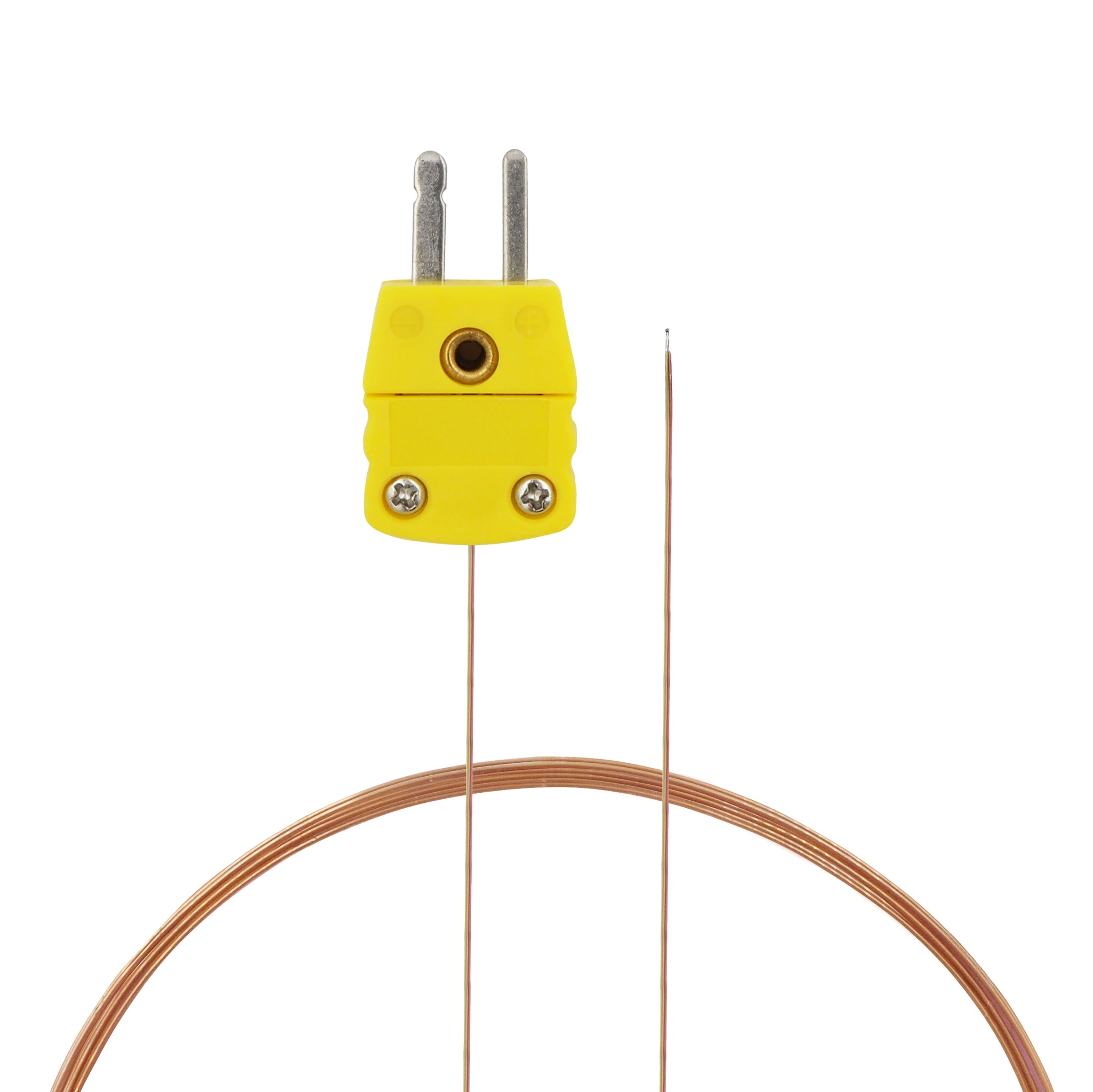 0.13mm Diameter, K-Type Sensor Probe for K-Type Thermocouple, main