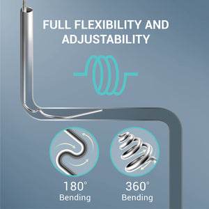 flexible and adjustable