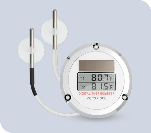 TC0355 K Type 4 Channel Thermocouple Thermometer
