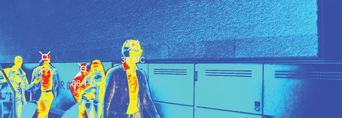 thermal camera to detect fever
