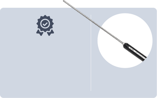calibration and free RTD probes