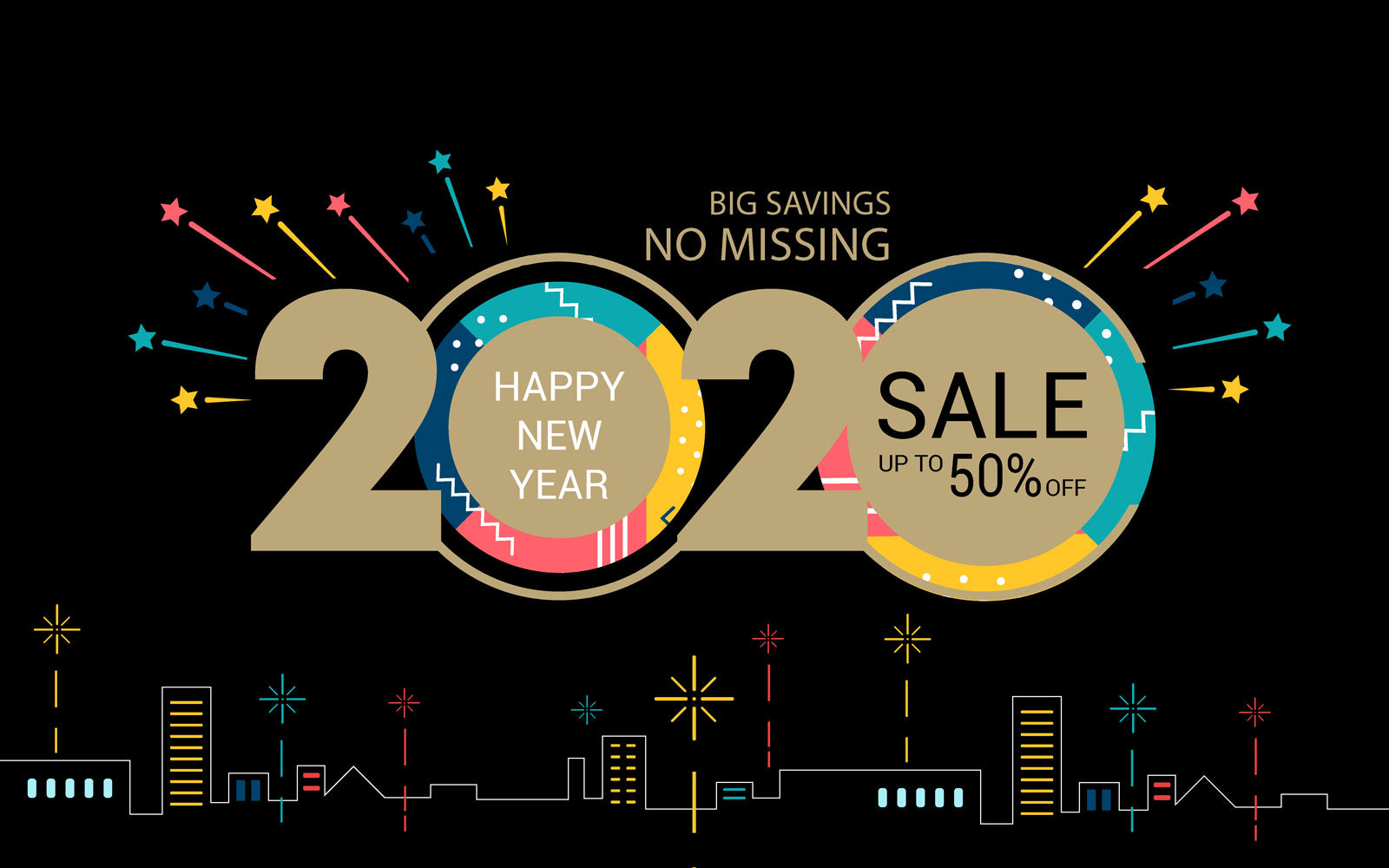 New Year Promotions