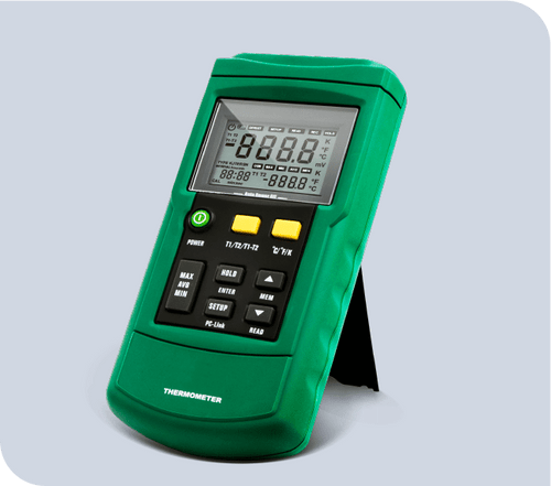 TC2100 K Type 4 Channel Thermocouple Thermometer