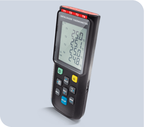 TC0520 K Type 4 Channel Thermocouple Thermometer
