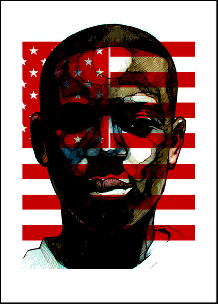 Black Boy Mad World (Limited Edition Prints)