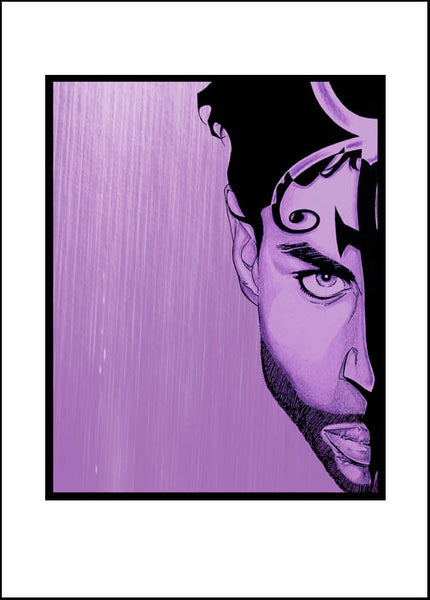The Artist/ Prince (Limited Edition Prints on Paper and Canvas)
