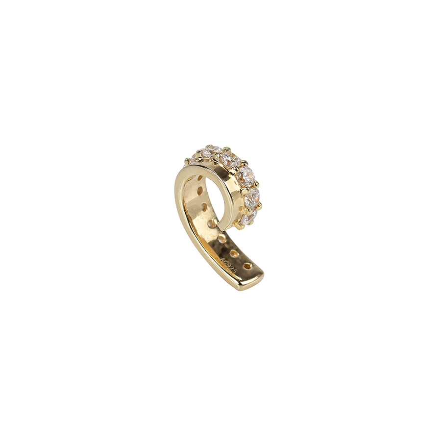 Baby Cuff Zirconia - preorder now (early December)