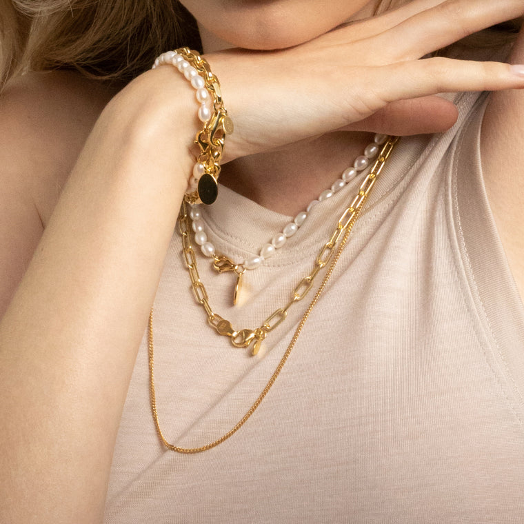 Cleo Chain | Premium Collection