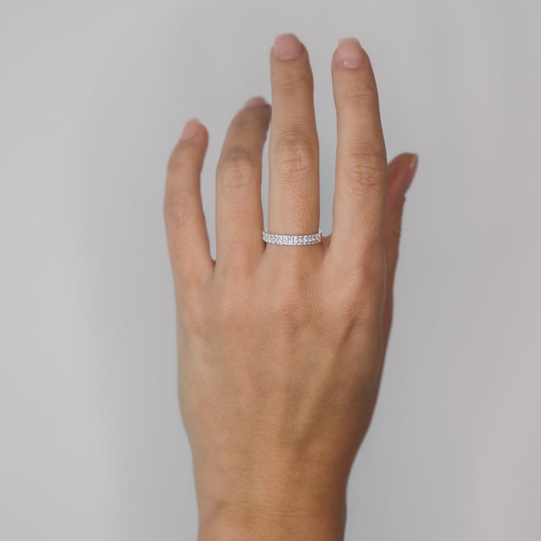 Millie Ring Silver