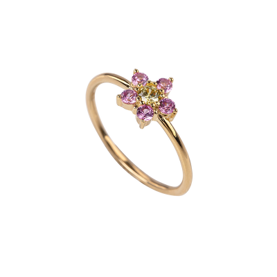 Daisy Ring Pink - 52