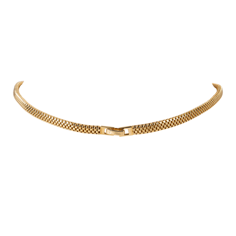 Flat Choker - preorder now (mid April)