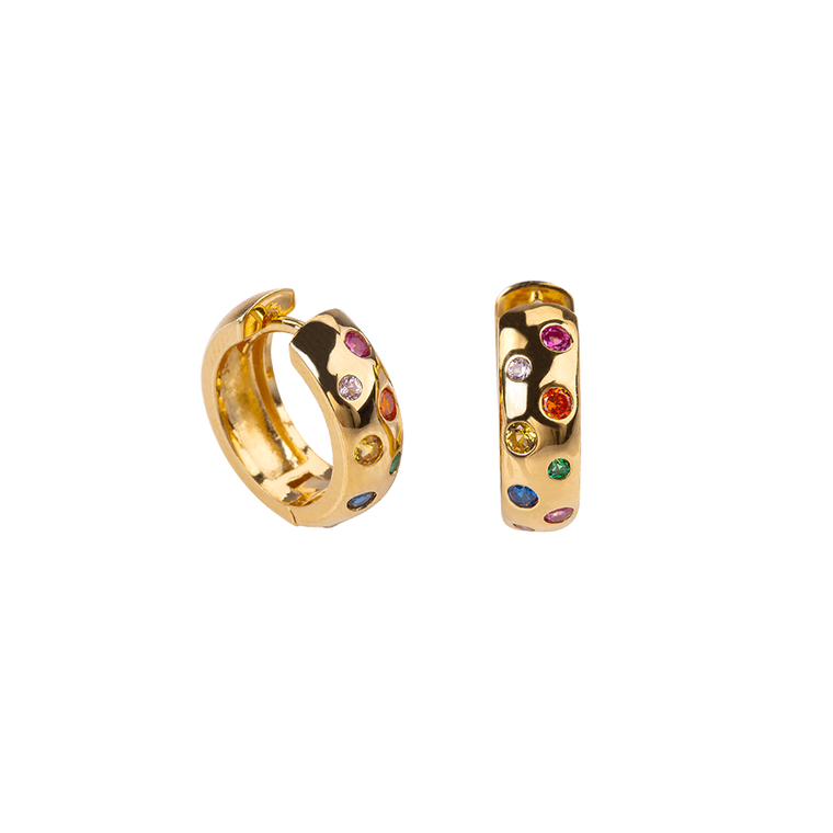 Maya Earrings Rainbow - preorder now (mid April)