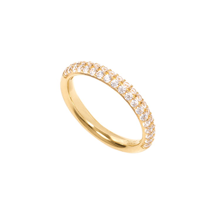 Zirkonia Ring