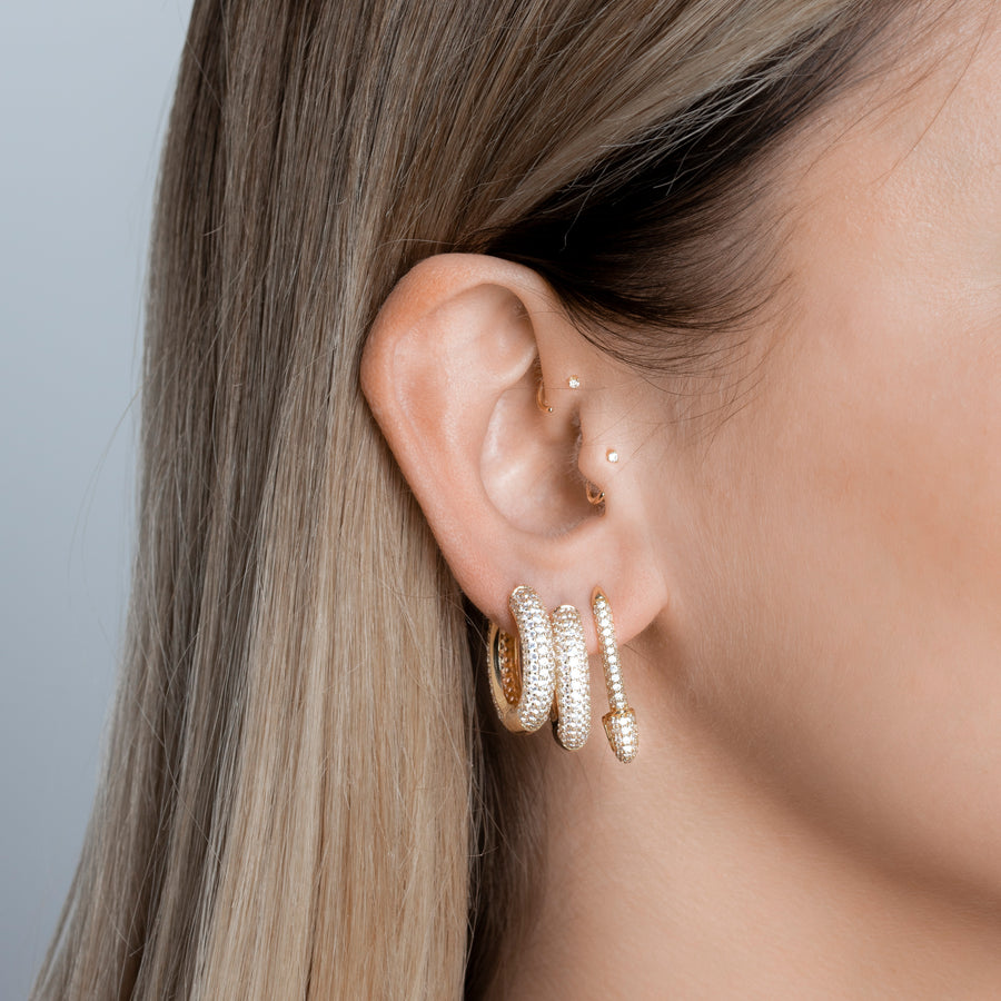 Better Safe Than Sorry Earrings - preorder now (mid April)
