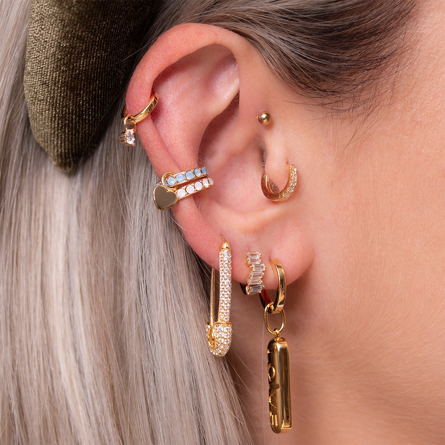 Better Safe Than Sorry Earrings - preorder now (early December)