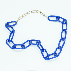 PEPSI BLUE CHUNK CHAIN