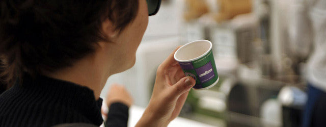 Lavazza – The Official Coffee of Wimbledon 2011