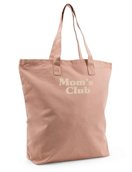 Cotton Totebag Mom's Club