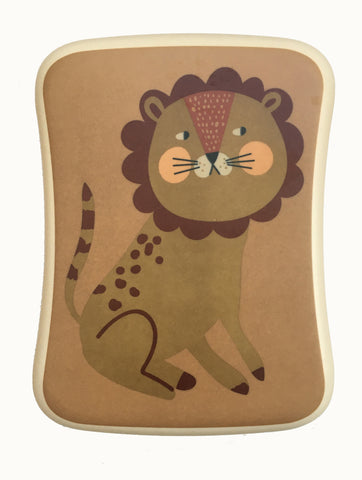 Studioloco lunchbox Leopard