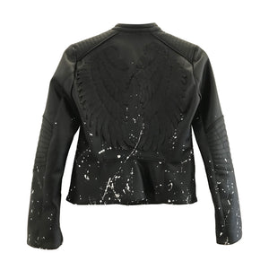 00 Black Angel Jacket - EXKLUS1V