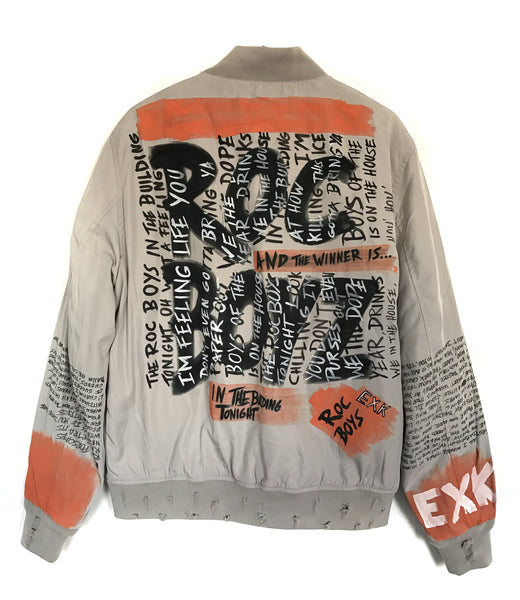BOMBER JACKET ROC BOYS