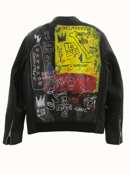 BASQUIAT J.M. TRIBUTE