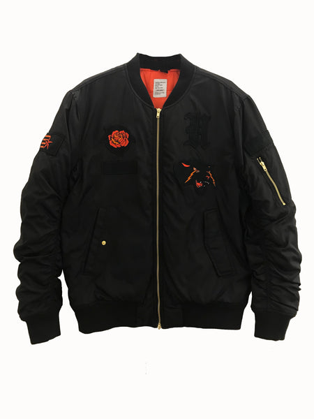 BOMBER JACKET LIMITED EDITION