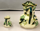 Pair of Ironstone Jugs