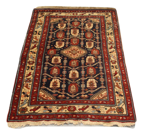 Shirvan-Baku Wool Rug