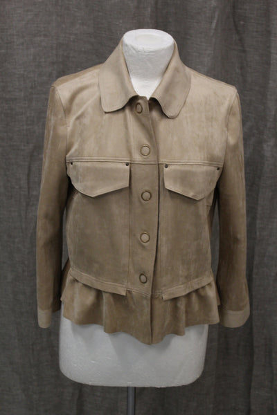 Marc Cain Suede Style Ladies Jacket