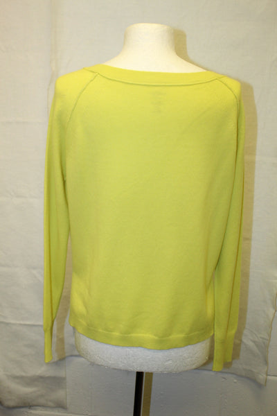 Limoncello Cashmere Sweater
