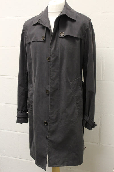 Designer Paul Smith Gentlemens Belted Mac Size Large
