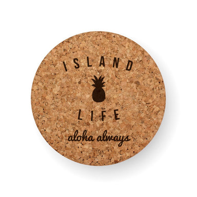 DISCONTINUED DESIGN : ISLAND LIFE COASTER