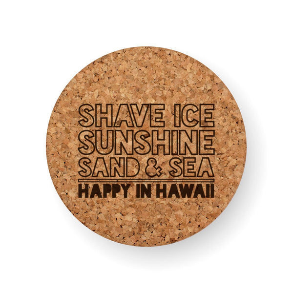 HAPPY IN HAWAII COASTER