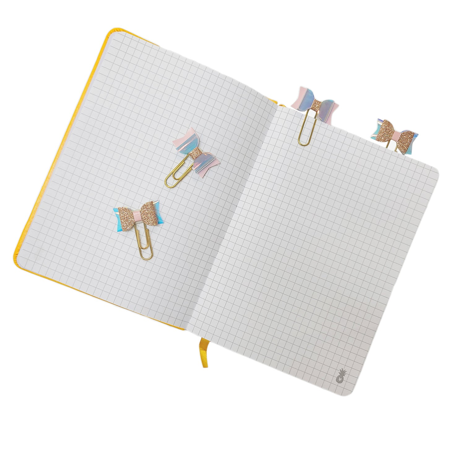 MINI BOW PLANNER CLIPS