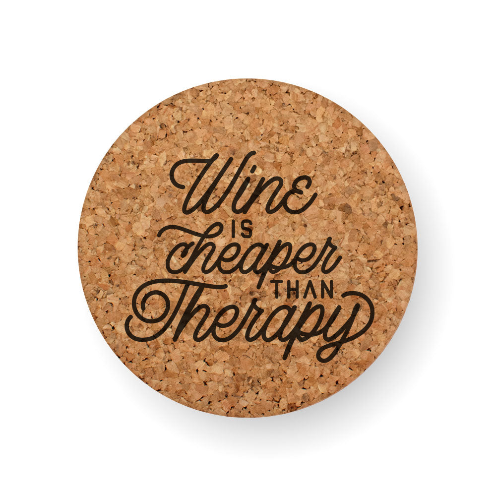 WINE THERAPY COASTER