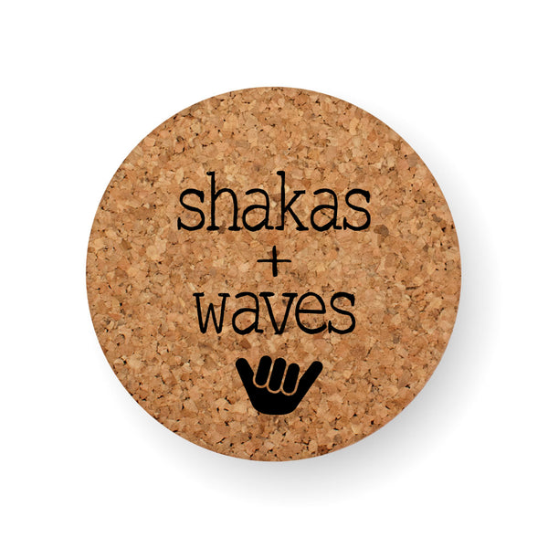 SHAKAS AND WAVES COASTER