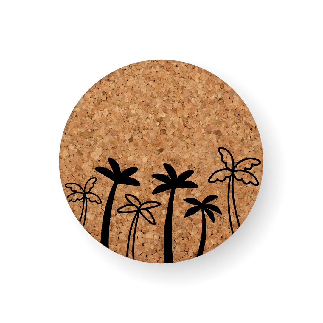 GOOD THINGS COME IN TREES COASTER
