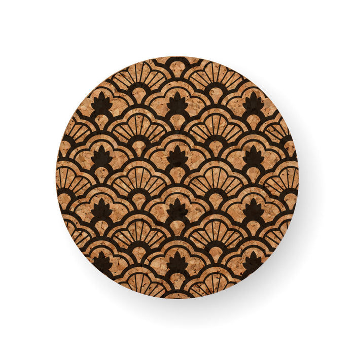 PINEAPPLE DECO COASTER