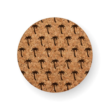 COCONUT CRAZY COASTER