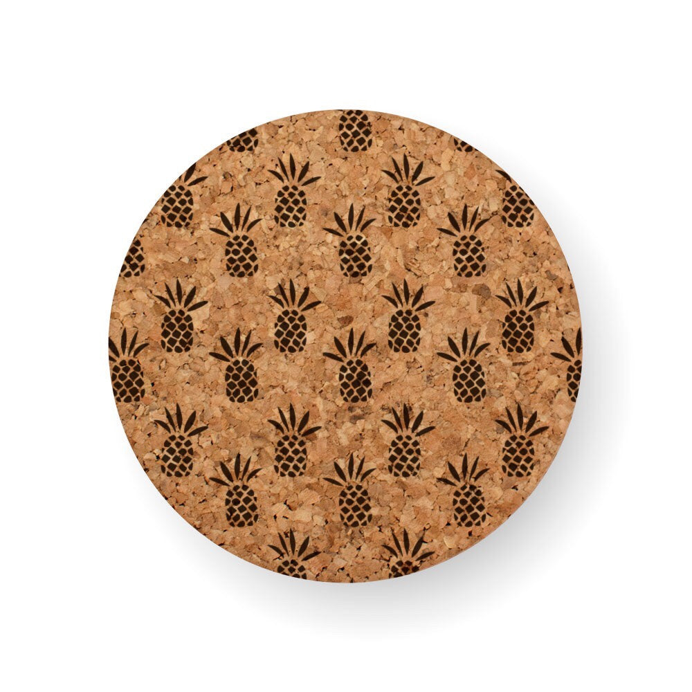 PINEAPPLE PARTY COASTER