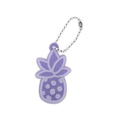 DOTTY PINEAPPLE KEYCHARM