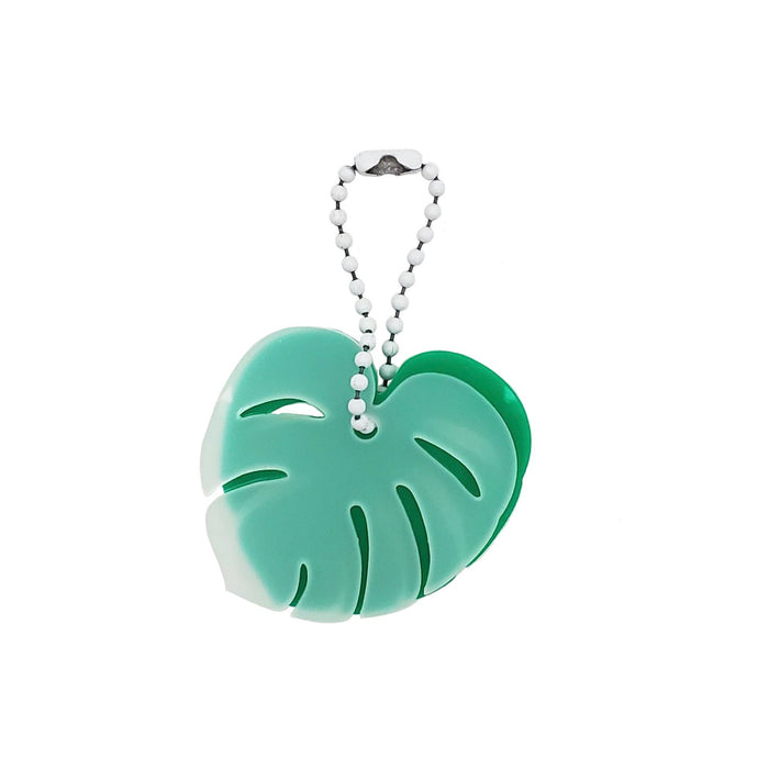 MONSTERA KEYCHARM