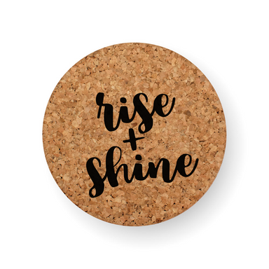 DISCONTINUED DESIGN : RISE + SHINE COASTER